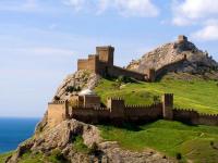 Крепость в Судаке – претендент на звание одного из 7 чудес Украины
