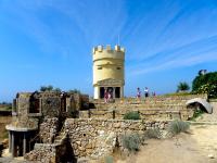 Античное городище Кара-Тобе и Музей древностей