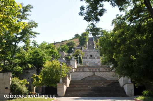 Лестница на Митридат