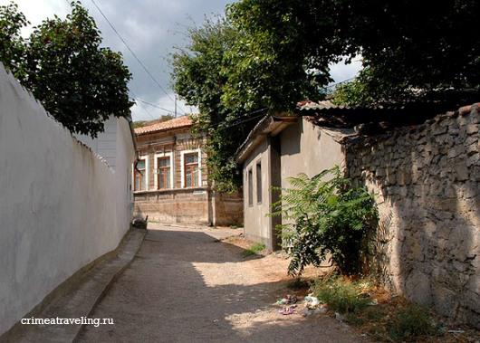 Феодосия. Старые улочки