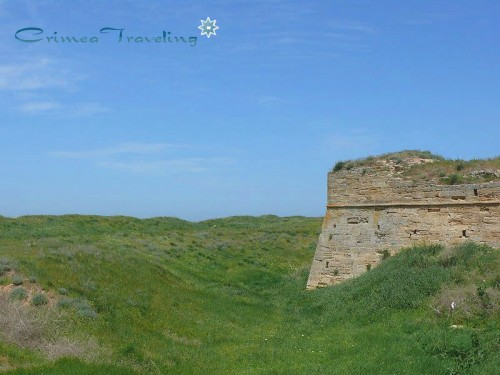 Арабатская крепость (Арабат)