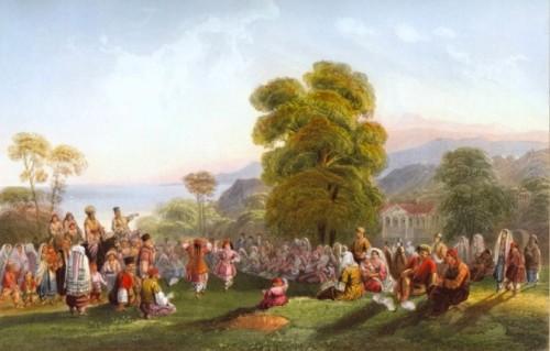 Этносы Крыма