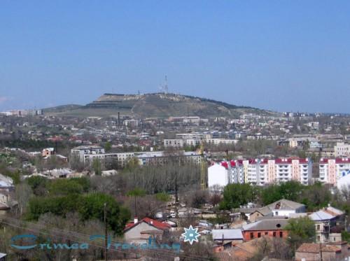 Гора Лысая (Паша-Тепе)